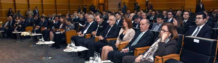 MESKOM-Ekonomi Bakanlığı Ortak Akıl ve İstişare Toplantısı Ekonomi Bakanı Nihat Zeybekci'nin Katılımıyla Yapıldı 08