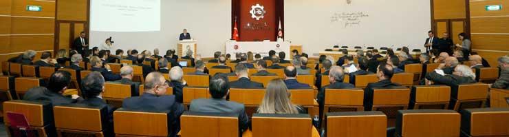 MESKOM-Ekonomi Bakanlığı Ortak Akıl ve İstişare Toplantısı Ekonomi Bakanı Nihat Zeybekci'nin Katılımıyla Yapıldı 10