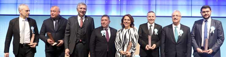 İDDMİB'in Verdiği İhracatın Metalik Yıldızları Ödülleri Sahiplerini Buldu03