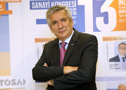İstanbul Sanayi Odası Yönetim Kurulu Başkanı Erdal Bahçıvan