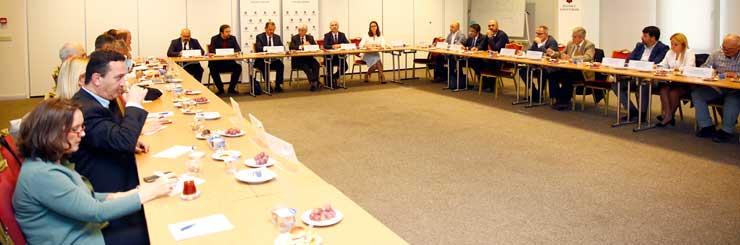 27. Grup Genişletilmiş Sektör Toplantısı Gerçekleştirdi - 2 Ekim 2018