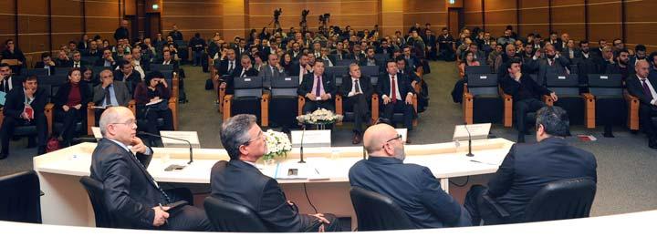 """İSO Başkanı Bahçıvan: """"3. Havalimanı Ağırlıklı Olarak Yerli Üretimle Yapılmalı"""" 01"""