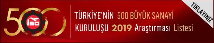 İSO 500 Büyük Sanayi Kuruluşu