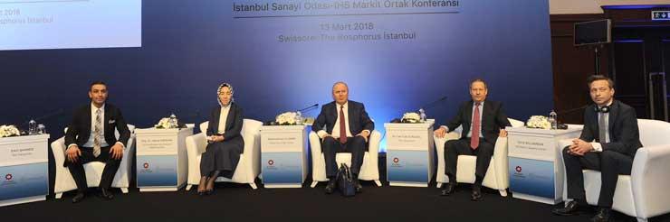 """İSO ve IHS Markit, """"Dünya ve Türkiye Ekonomisine PMI Perspektifinden Bakış"""" Konferansı Düzenledi 04"""