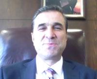 İstanbul Vergi Dairesi Başkanı Rıza Bilgiç