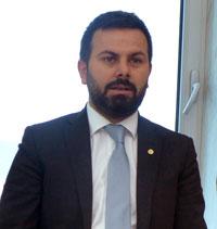 6. Grup Endüstriyel Yemek Sanayii<br />Meslek Komitesi Başkanı ve İstanbul Anadolu Yakası OSB Yönetim Kurulu Başkanı Murat Çökmez