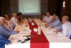 İSO, 13. Sanayi Kongresi'ne Anadolu'daki Odalarla Birlikte Hazırlanıyor 03