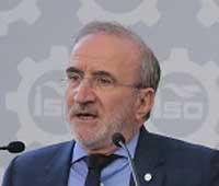 İSO Başkan Yardımcısı Sadık Ayhan Saruhan