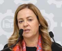 Arnavutluk'un İstanbul Başkonsolosu Blerta Kadzadej