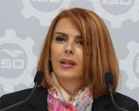 İSO Yönetim Kurulu Üyesi Sultan Tepe