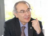 Üsküdar Üniversitesi Rektörü Prof. Dr. Nevzat Tarhan