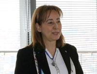 Avrupa Staj Konsorsiyumu Yönetim Kurulu Başkanı ve İstanbul Kültür Üniversitesi Rektör Yardımcısı Prof. Dr. Sermin Örnektekin
