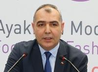 Türkiye Ayakkabı Sanayicileri Derneği Başkanı Hüseyin Çetin