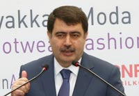 İstanbul Valisi Vasip Şahin