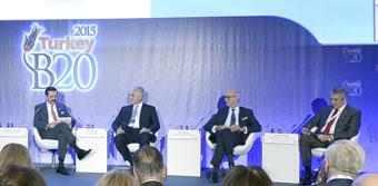 B20'nin Küresel Aktörleri Türkiye'deki 'Başlangıç' Toplantısında Buluştu 04
