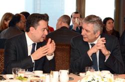 G20'nin İş Dünyası Kolunu Oluşturan B20 Üyeleri İstanbul'da Bir Araya Geldi