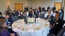 ICI Board Joined 37 Consuls General at Friendship Lunch 03
