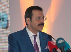 M. Rifat Hisarcıklıoğlu, TOBB Chairman