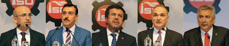 Başbakan Binali Yıldırım İSO'dan Türkiye'ye Seslendi:Ekonomimiz de Demokrasimiz de Sapasağlam Ayaktadır 03