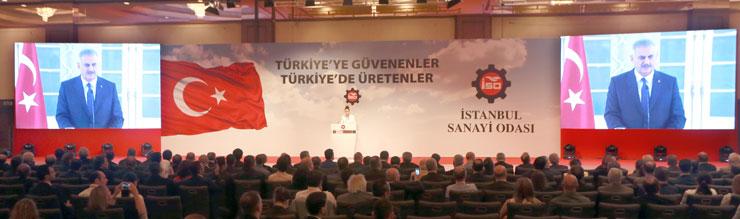 Başbakan Binali Yıldırım İSO'dan Türkiye'ye Seslendi:Ekonomimiz de Demokrasimiz de Sapasağlam Ayaktadır 02