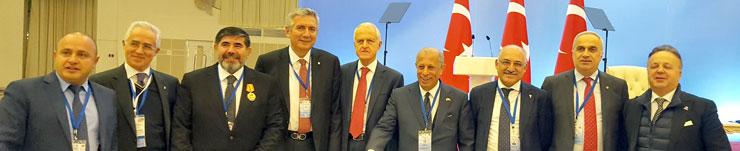DEİK'in düzenlediği Belarus-Türkiye İş Forumu Minsk'te Gerçekleşti