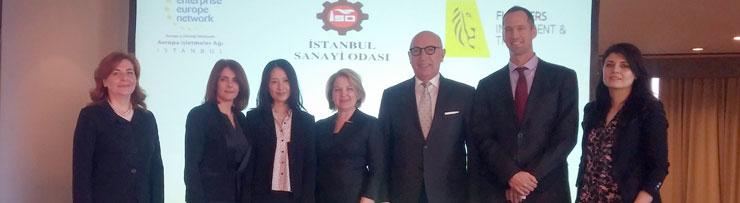 İSO Seminerinde Belçika'nın Flaman Bölgesindeki Yatırım İmkanları Ele Alındı