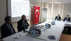 İSO, İŞKUR İstanbul İl Müdürü Coşkun'u Beylikdüzü'nde Sanayicilerle Buluşturdu 02