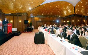 İSO Başkanı Erdal Bahçıvan BEYSAD Genel Kurulu'nda Ekonomi Gündemini Değerlendirdi 01