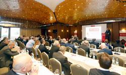 İSO Başkanı Erdal Bahçıvan BEYSAD Genel Kurulu'nda Ekonomi Gündemini Değerlendirdi 04