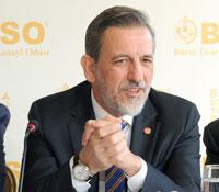 BTSO Başkanı İbrahim Burkay