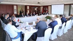 Bursa Ticaret ve Sanayi Odası Yönetimi, İstanbul Sanayi Odası'nda 05