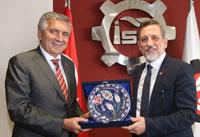Bursa Ticaret ve Sanayi Odası Yönetimi, İstanbul Sanayi Odası'nda 02