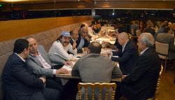 İSO Meclis ve MESKOM Üyeleri, Çalışma Bakanı Müezzinoğlu'yla Sahurda Buluştu 02
