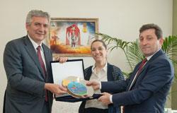 İSO Meclisi ve Meslek Komitesi Üyeleri Çanakkale'yi Ziyaret Etti 04
