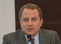 ÇTSO Meclis Başkanı Osman Okyay