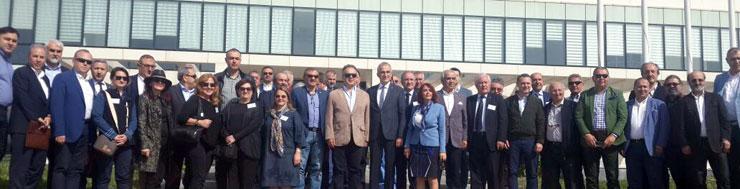 İSO Meclisi ve Meslek Komitesi Üyeleri Çanakkale'yi Ziyaret Etti 03
