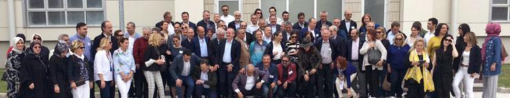 İSO Meclisi ve Meslek Komitesi Üyeleri Çanakkale'yi Ziyaret Etti 06