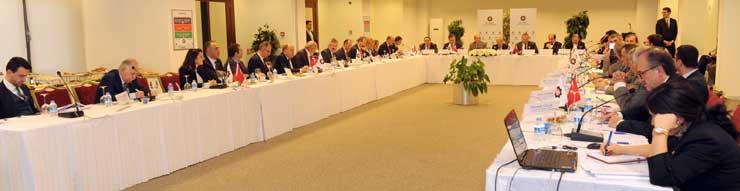 İSO Meslek Komiteleri, Çevre Bakanlığı Yetkilileri ile İstişare Toplantısında Buluştu 02