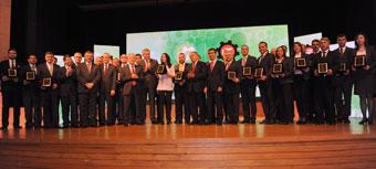 İstanbul Sanayi Odası 14. Çevre ve Enerji Ödülleri Sahiplerini Buldu 01