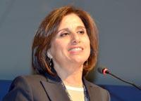 TÜSİAD Başkanı Cansen Başaran Symes
