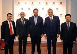 """""""Çin Ülke Günü""""nde Türk Firmaları 8 Trilyon Dolarlık Pazara Davet Edildi 01"""