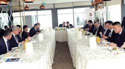 """""""Çin Ülke Günü""""nde Türk Firmaları 8 Trilyon Dolarlık Pazara Davet Edildi 04"""