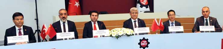 """""""Çin Ülke Günü""""nde Türk Firmaları 8 Trilyon Dolarlık Pazara Davet Edildi 05"""