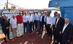 Yüzbinler, Albayrak'larıyla Demokrasi ve Şehitler Mitingi için Yenikapı'da Buluştu 04