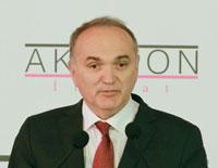 Bilim, Sanayi ve Teknoloji Bakanı Dr. Faruk Özlü