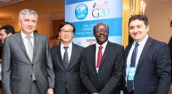 Doğrudan Yatırımlar Konferansı'nda Farklı Ülkelerin Yatırım Ajansları Buluştu