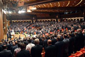 IX. Türkiye Ticaret ve Sanayi Şurası Başbakan ve Bakanların Katılımıyla Yapıldı 02