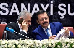 IX. Türkiye Ticaret ve Sanayi Şurası Başbakan ve Bakanların Katılımıyla Yapıldı 03