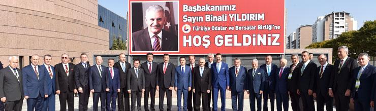 IX. Türkiye Ticaret ve Sanayi Şurası Başbakan ve Bakanların Katılımıyla Yapıldı 04