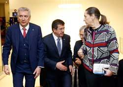 MESKOM-Ekonomi Bakanlığı Ortak Akıl ve İstişare Toplantısı Ekonomi Bakanı Nihat Zeybekci'nin Katılımıyla Yapıldı 05